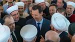 بشار اسد نماز عید قربان