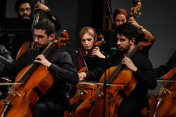 İran Milli Senfoni Orkestrası'ndan dev konser