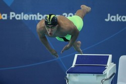 ملی پوش شنا: هدفم کسب سهمیه المپیک است