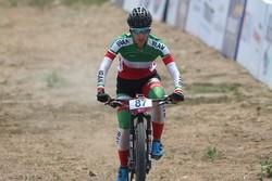 ۲۰ امتیاز المپیکی برای رکابزن ایران در مسابقات کاپ جهانی اسلوونی