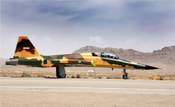 Mass-produced Kosar fighter jet able to use advanced missiles: cmdr.