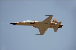 Iran test-flies 1st homegrown fighter/trainer jet 'Kosar'