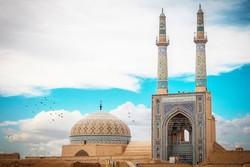 ساماندهی کالبدی مساجد با الگوی معماری ایرانی-اسلامی