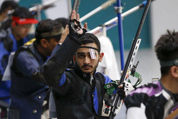 رکوردشکنی تیرانداز المپیکی ایران در هفته پنجم لیگ برتر