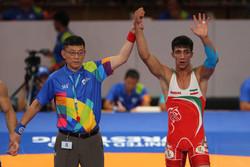 گرایی: در وزن من قهرمانان زیادی در المپیک حضور دارند