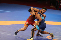 Mardani wins bronze in Asian Games Greco-Roman wrestling