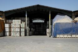قاچاق و احتکار ۱۵۰ میلیارد ریالی لوازم یدکی در جنوب تهران