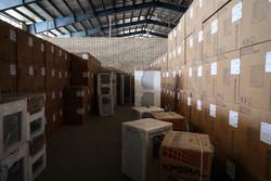 ۵۳۹ هزار انبار کالا در کشور شناسایی شده است/ حذف تابلو برندها
