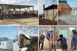 خانههای ناتمام روی دست مردم/ مستأجران همچنان خانهبهدوش ماندهاند