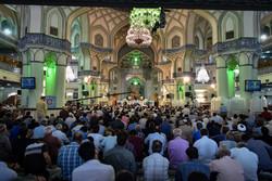شاہ عبدالعظیم حسینی کے حرم میں دعائے عرفہ