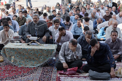 ایران کے مختلف صوبوں میں دعائے عرفہ کے شاندار اجتماعات