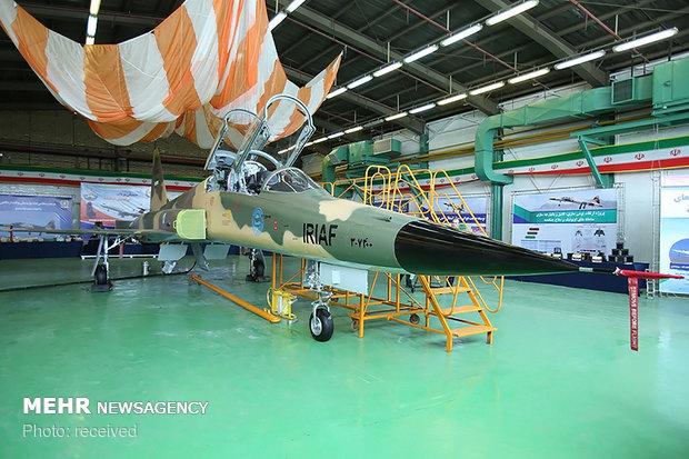 نخستین هواپیمای جنگنده ایرانی به نام کوثر تولید و به پرواز درآمد