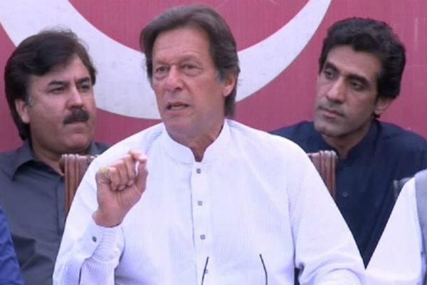 فلم/ عمران خان کی خارجہ پالیسی کے بارے میں وضاحت