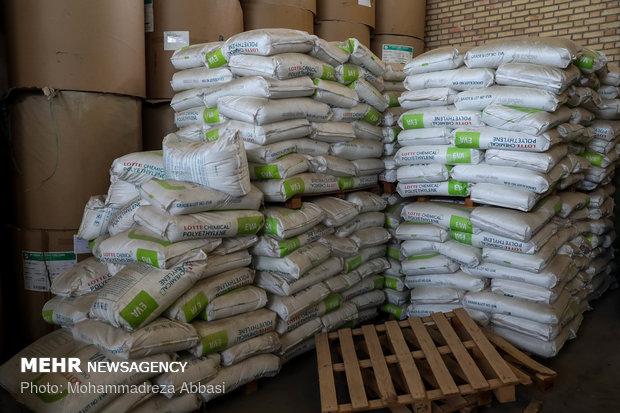 ۱۷ تن برنج خارجی و ایرانی در زنجان کشف شد