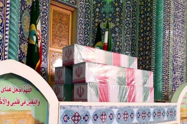 تهران، امشب و فردا میزبان ۱۳۵ شهید گمنام است,