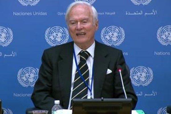 UN special rapporteur calls US sanctions on Iran cruel, unfair