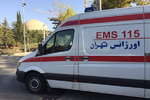 آماده باش مراکز بهداشتی پایتخت/۱۲ آمبولانس در مناطق مختلف مستقر شد