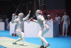 فلوریستهای یزدی در جایگاه سوم مسابقات شمشیربازی کشور ایستادند