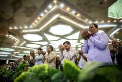 Tahran'daki Bayram Namazı Ayetullah Hatemi tarafından ikame edildi
