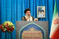 امریکی صدر ٹرمپ  ایران کے ساتھ مذاکرات کی تمنا اپنے ساتھ قبر میں لے جائےگا