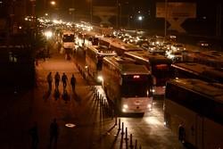 فشار ترافیکی بسیار شدیدی بر محور مهران- ایلام حاکم است