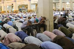 اقامه نماز عید قربان در مساجد آذربایجان غربی