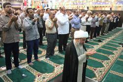 نماز عید قربان در مصلی بوشهر