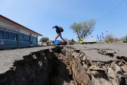 مشاهد من زلزال اندونيسيا
