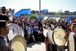 آغاز هشتمین جشنواره بینالمللی دف نوای رحمت/رقابت ۲۵۰ دفنواز