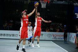 میزبانی ایران در مسابقات بسکتبال سه به سه بین دانشگاهی جهانی