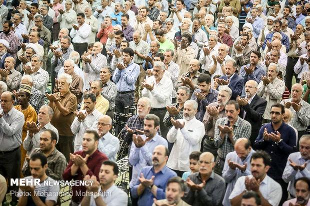 ایران بھرمیں عید الاضحیٰ مذہبی عقیدت واحترام کے ساتھ منائی جا رہی ہے
