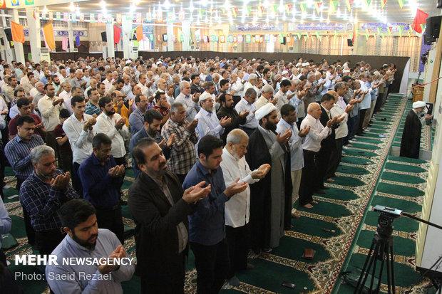 ایران بھر میں عید الاضحیٰ مذہبی جوش و جذبے سے منائی جا رہی ہے۔