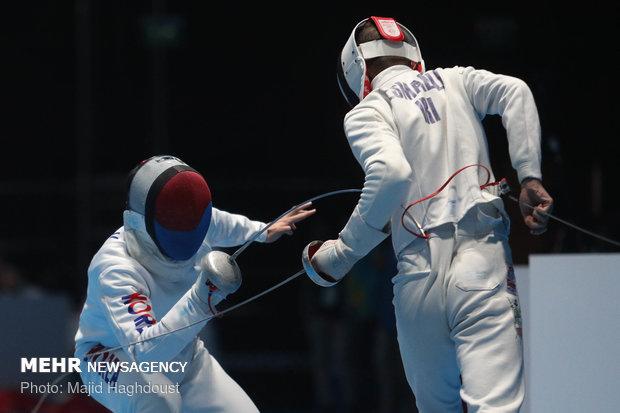 صعود تیم ملی شمشیربازی اسلحه سابر در رنکینگ جهانی
