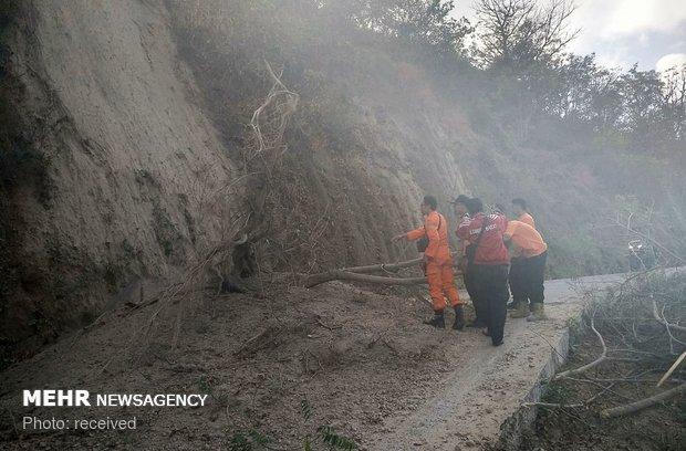 الزلازل التي ضربت اندونيسيا