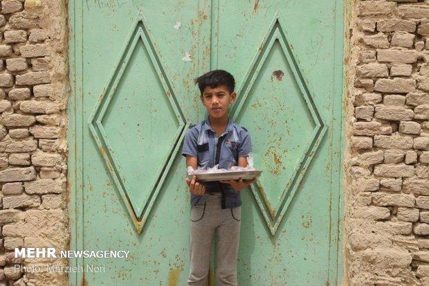 عید قربان در زابل