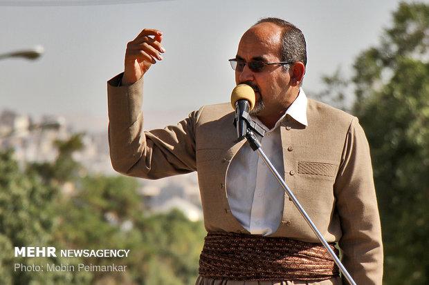 İran'da 'Def Çalma Festivali'