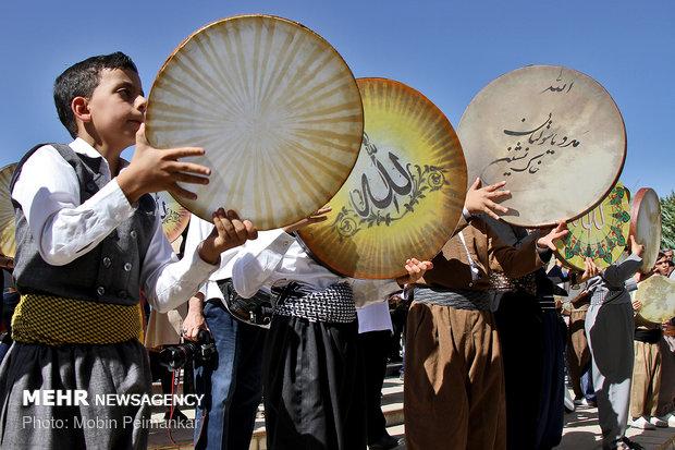 Navay-e Rahmat Daf Festival