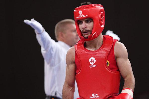 Iran's Erfan Ahangarian wins gold after winning heart in Wushu