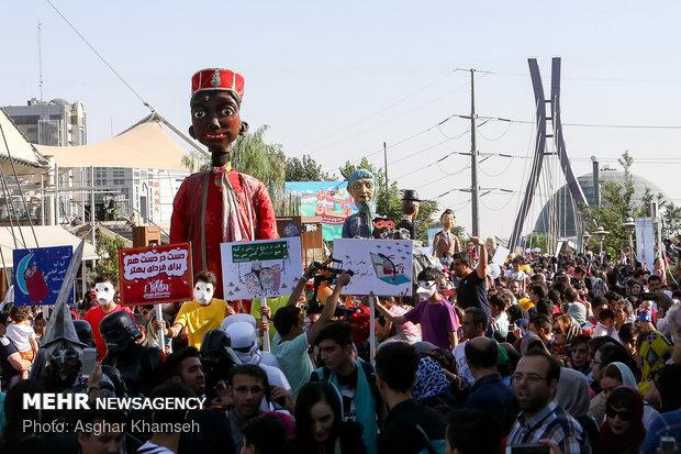 Tehran Intl. Puppet Theater Festival kicks off