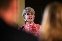 وزیر خارجه استرالیا استعفا کرد