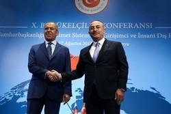 Çavuşoğlu ve Lavrov yarın bir araya gelecek