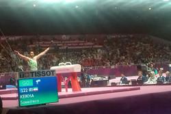دست «کیخا» از مدال بازیهای آسیایی کوتاه ماند