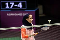 اولین سهمیه بدمینتون زنان ایران در تاریخ المپیک به دست آمد
