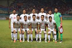 تیم فوتبال امید ایران با عراق، یمن و ترکمنستان هم گروه شد