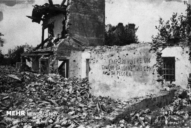 تصاویری کمیاب از جنگ جهانی اول