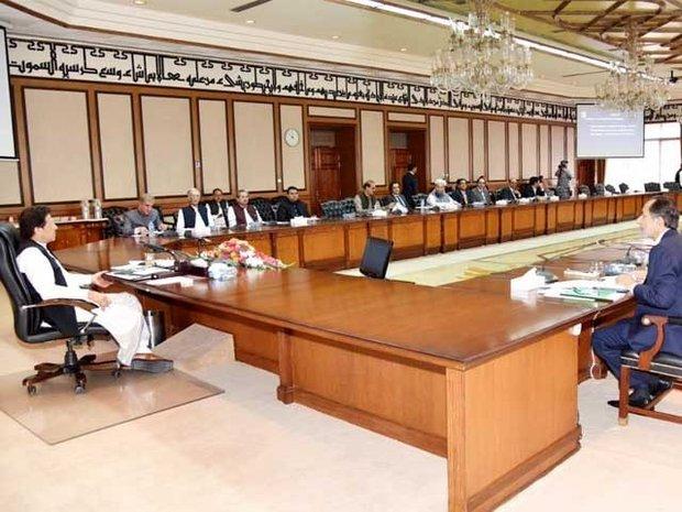 پاکستانی کابینہ  کی کورونا کے باعث ملک بھر میں ایمرجنسی کے نفاذ کی منظوری