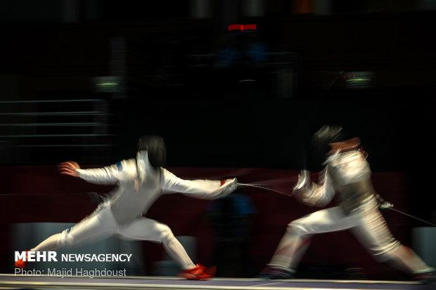 صعود سه شمشیرباز ایران به جدول اصلی مسابقات جایزه بزرگ مسکو