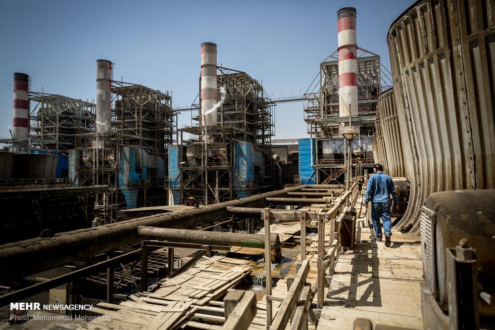 طلب ۲۵۰۰ میلیارد تومانی مانعی برای تعمیرات نیروگاهها