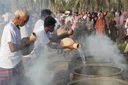جشنواره آیینی، سنتی مُغ و مُشتا در میناب