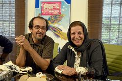 علیرضا رضاداد از دبیرخانه جشنواره نمایش عروسکی بازدید کرد